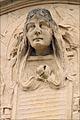 Décor jugendstil dune façade dun immeuble à Metz (4966370485).jpg