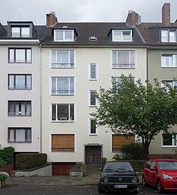 Schillerstraße in Düsseldorf