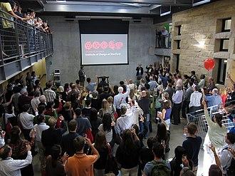 Hasso Plattner Institute of Design - Image: D.school Stanford