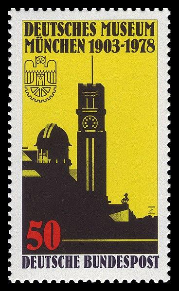 Datei:DBP 1978 963 Deutsches Museum.jpg