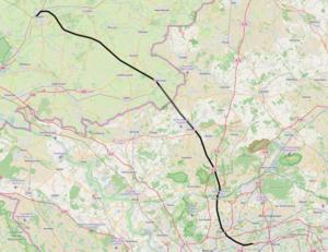 Gelsenkirchen-Bismarck–Winterswijk railway