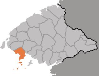 Cholsan County County in North Pyŏngan, North Korea