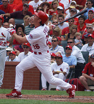 Scott Spiezio - Spiezio with the Cardinals in 2006
