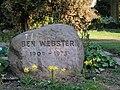 DSCN3292 ben webster grave cph.JPG