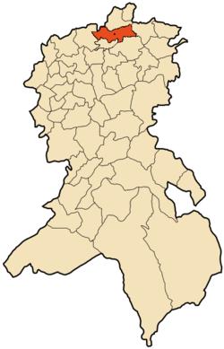 Vị trí của Sidi Hamadouche