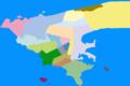 Dakar map-blank.png