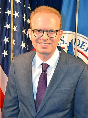 Daniel Kaniewski - Image: Daniel Kaniewski official photo