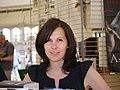 Danielle Trussoni - Comédie du Livre 2011 - Montpellier - P1160145.jpg