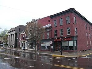 Danville, Pennsylvania - Downtown Danville