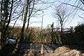 Darent Valley Path meets Station Rd, Shoreham - geograph.org.uk - 1726211.jpg
