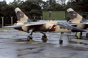 Royal Jordanian Air Force - Dassault Mirage F1EJ