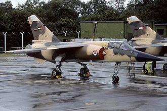 Royal Jordanian Air Force - Dassault Mirage F1EJ