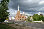 Daugavpils Evangelical Lutheran church of Martin Luther11.JPG