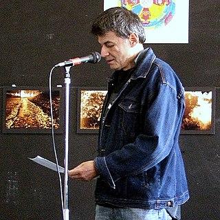 David Eggleton New Zealand poet and writer