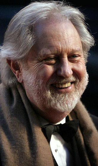 David Puttnam - Puttnam at the Orange British Academy Film Awards in London's Royal Opera House, February 2007