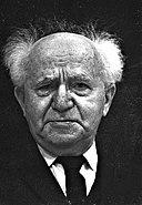 David Ben-Gurion: Alter & Geburtstag