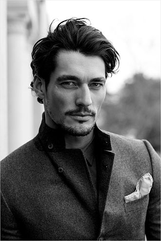 David Gandy - Gandy for GQ (2009)