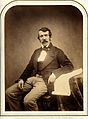 David Livingstone. Photograph by Maull & Polyblank. Wellcome V0026725.jpg
