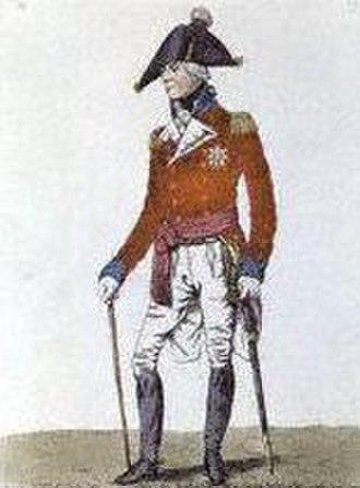 David Dundas (British Army officer) - General Sir David Dundas official portrait by Robert Dighton