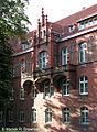 Dawny Urząd Powiatowy, obecnie Szkoła Muzyczna - widok od strony południowej.jpg