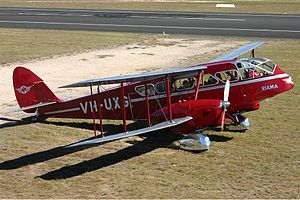 de Havilland Dragon