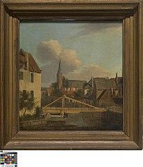De Molenbrug in Brugge