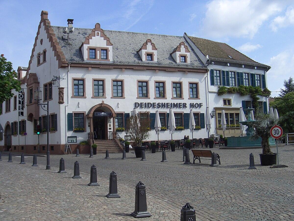 Deidesheimer Hof u2013 Wikipedia