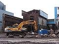 Demolition work at the Celsa steelworks - geograph.org.uk - 3778902.jpg