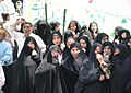 Demonstration of Hijab & modesty in Nishapur- July 12 2013 14.JPG