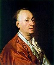 Diderot ritratto da Dmitry Levitskij