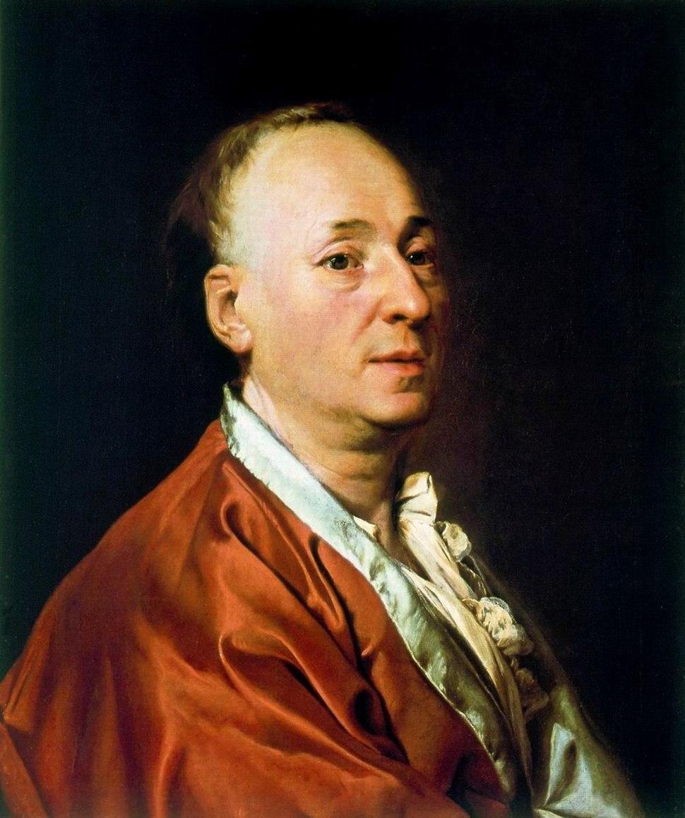 Denis Diderot (Dimitry Levitzky)