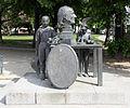 Denkmal James-Simon-Park (Mitte) Diesterweg-Denkmal&Robert Metzkes&1990.jpg