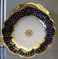 Denuelle, servito in blu e oro zecchino, 1830-35, 03.JPG