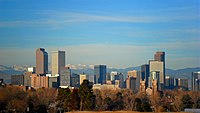 21.  Denver, Colorado