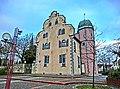 Der Ledenhof (früher auch Alte Münze) war im Mittelalter der Stadtsitz des Patrizier- und Adelsgeschlechts von Leden in Osnabrück (Niedersachsen). - panoramio.jpg