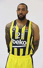 Derrick Williams (basketball) American basketball player