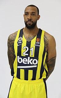 Derrick Williams (basketball) 21 Fenerbahçe Basketball 20190923 (1).jpg