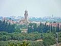 Des del mirador del parc Samà, Vinyols i, al fons, Reus - panoramio.jpg