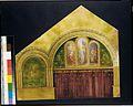 Design for church interior with Noli Me Tangere window MET ADA3358.jpg