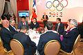 Despedida a los deportistas nacionales que participarán en los Juegos Olímpicos de Londres 2012. (7186490399).jpg
