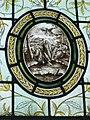 Detail from Window in All Saints Church Harbridge - geograph.org.uk - 842998.jpg