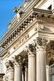 Details of Corinthian columns on facade, Vanderbilt Mansion, Poughkeepsie.jpg