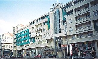 Detelinara - Detelinara, Kornelija Stankovića Street