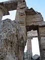 Dettaglio tempio di Poseidone.jpg