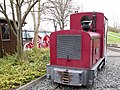 Deutz Lok der Feldbahn im Deutschen Dampflokomotiv-Museum in Neuenmarkt, Oberfranken (14312642072).jpg