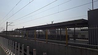 Develi railway station railway station in İzmir