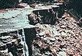Dewatered American Falls (1969) (Niagara Falls, northwest of Buffalo, New York State, USA) (19936707609).jpg