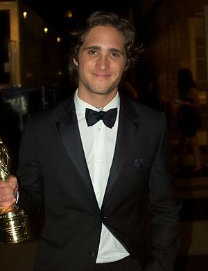 Diego Boneta - Boneta at the 2012 ALMA Awards.