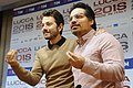 Diego Luna and Michael Peña - Lucca Comics & Games 2018 03.jpg
