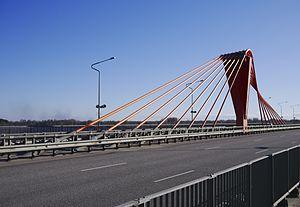 Southern Bridge - Image: Dienvidu tilts 1